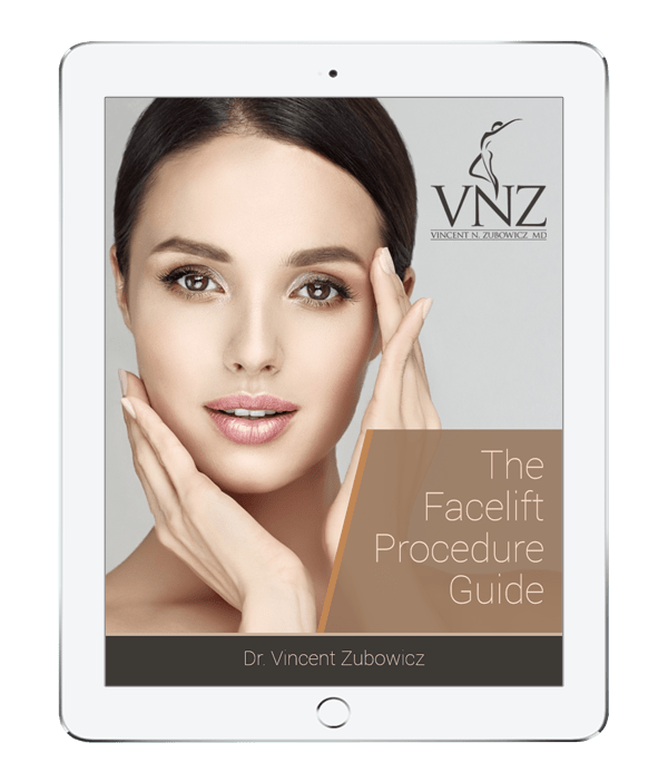 Dr. Zubowicz Facelift Guide