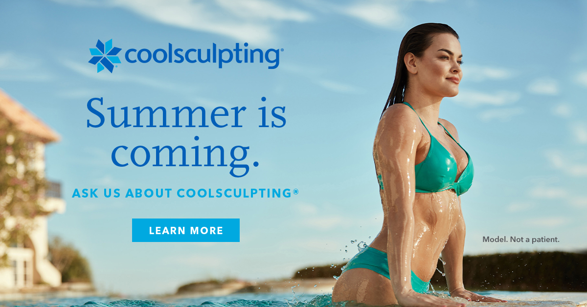 Summer is coming coolsculpting