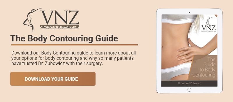 The Body Contouring Guide Dr. Zubowicz Plastic Surgery Atlanta, GA