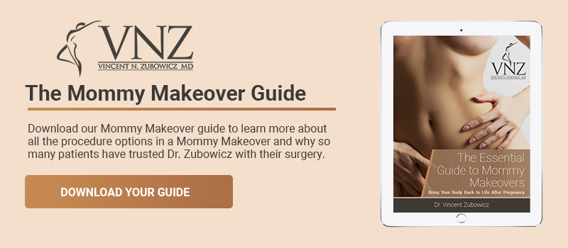 The Mommy Makeover Guide Dr. Zubowicz